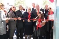 Ergene Zübeyde Hanım Kütüphanesi Açıldı