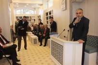Erzincan'da Diyanet Gençlik Merkezi Açıldı