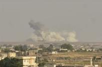 Esad Rejiminden İdlib'e Hava Saldırısı Açıklaması 4 Ölü