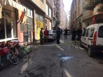 Eskişehir'de Silahlı Saldırı Açıklaması 1 Yaralı