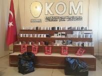 KARACAOĞLAN - Gaziantep'te 5 Kilo Gümrük Kaçağı Nargile Tütünü Yakalandı
