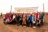 Geleceğe Nefes Seferberliğine Bursagaz'dan 500 Fidanla Destek