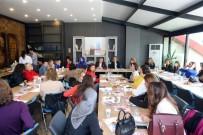 Göktürklü Kadın Girişimciler Kahvaltıda Bir Araya Geldi