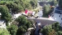 RAHMI DOĞAN - Hatay'da Restorasyonu Tamamlanan Tarihi Batıayaz Köprüsü Hizmete Açıldı
