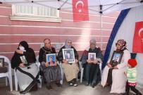HDP Önündeki Ailelerin Evlat Nöbeti 71'İnci Günde