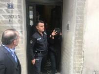 Hırsızları Apartmana Kilitleyip Polislere Teslim Etti