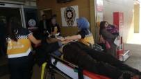 İnegöl'de Saniye Saniye Kaza Açıklaması 1 Ölü