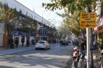 BİSİKLET YOLU - İstanbul Caddesinde Park Yasağı Başladı