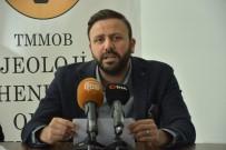 JEOLOJİ MÜHENDİSLERİ ODASI - Jeoloji Mühendisi Kartal Açıklaması 'İstanbul Depremi Hazırlıksız Olduğumuzu Ortaya Koydu'