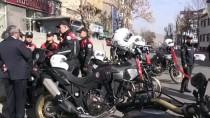 Kars'ta Motorize Polis Ekipleri Göreve Başladı
