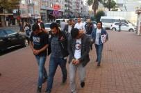 Kocaeli'de 4 Uyuşturucu Satıcısı Tutuklandı