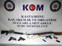KOM Ekiplerin Silah Operasyonu