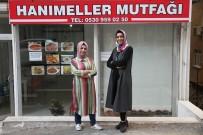Krize İnat İş Yeri Açan Girişimci Kadınlar, Siparişlere Yetişemiyor