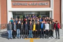 Lise Öğrencileri Şeyh Edebali Üniversitesi'ni Gezdi