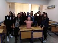 Lise Öğrencilerine İlkyardım Eğitimi Verildi