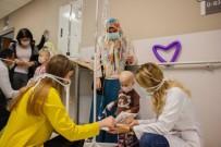 Lösemili Çocuklara Sürpriz Ziyaret