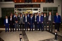 Manisa'da Cumhur İttifakından Birlik Ve Beraberlik Tablosu