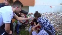 MESLEK LİSESİ - Meslek Liselilerden İhtiyaç Sahiplerine 'Tamirat-Tadilat' Yardımı