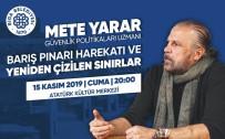 METE YARAR - Mete Yarar Biga'ya Geliyor
