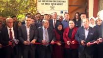 ABDÜLKADİR AKSU - Mikrofinans 98. Şubesi Diyarbakır'da Açıldı