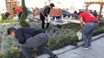 Nevşehir Halkı Daha Temiz Çevre İçin 'İzmarit' Topluyor