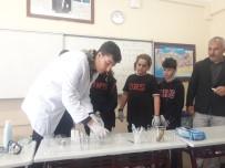 Öğrenciler Uygulamalı Sabun Yaptı