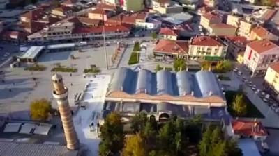 Osmanlı'da Hac Yolcularının Uğrak Yeri Açıklaması Rüstem Paşa Kervansarayı