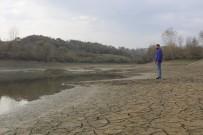 OLTA - (Özel) 2 Ayda Suyu Çekilen Gölet, Çiftçilerin Korkulu Rüyası Oldu