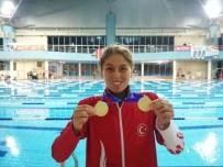 Özel Sporcu Şevval, Türkiye'yi Gururlandırdı