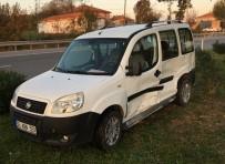 Samsun'da Kamyonetle Otomobil Çarpıştı Açıklaması 6 Yaralı