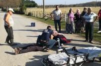 Samsun'da Trafik Kazası Açıklaması 1 Ölü