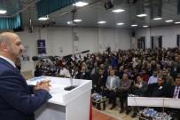 Simav'da 'Peygamberimiz Ve Aile' Konulu Konferans Düzenlendi