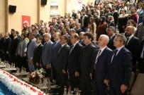 BAYBURT ÜNİVERSİTESİ REKTÖRÜ - Sosyal Bilimler Kongresine Rektör Karacoşkun Katıldı