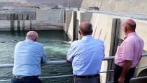 FIRAT NEHRİ - Su Tutmaya Başlayan Ilısu Barajı Enerji Üretimine Hazırlanıyor