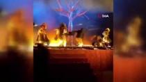 KRAL ABDULLAH - Suudi Arabistan'da Sahnedeki Sanatçılara Bıçaklı Saldırı Açıklaması 4 Yaralı