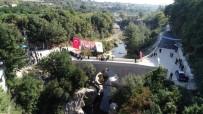 LÜTFÜ SAVAŞ - Tarihi Batıayaz Köprüsü Restore Edildi