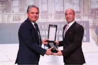 İSİM DEĞİŞİKLİĞİ - Tarihi Kentler Birliği'nden Akçadağ Belediyesi'ne Başarı Ödülü