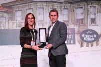 MECIDIYE - Tarihi Kentler Birliğinden Konak Belediyesine Ödül