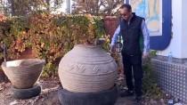 Tarlasını Sürerken Pulluğa 'Tarih' Takıldı