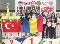 Tavşanlı Karate Kulübü Avrupa'dan Madalyalar İle Döndü
