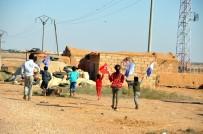Tel Abyad'da Çocukların Erdoğan Sevgisi
