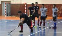 Trabzon'da Devam Eden Hokey Milli Takım Kampında Tempo Arttı