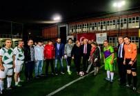 Trabzon'da Orhan Kaynar Futbol Turnuvası Başladı