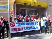 Türk Eğitim Sen Kırşehir Şube Başkanı Bilal Türk Açıklaması