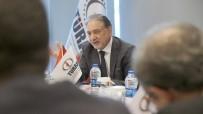 Türk İnşaatçılar Arap İş Adamlarıyla Buluşacak
