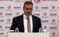 Türkiye-Filistin İş Konseyi Toplantısı