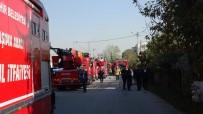 Tuzla'da Fabrika Yangını Açıklaması 1 Kişi Dumandan Etkilendi
