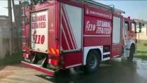 Tuzla'da Fabrikada Çıkan Yangın Söndürüldü