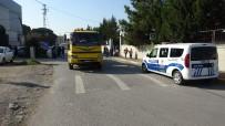 Tuzla'da Paniğe Neden Olan Fabrika Yangını Havadan Görüntülendi