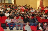 Üniversite'de Güvenlik Tedbirleri Eğitimi Verildi